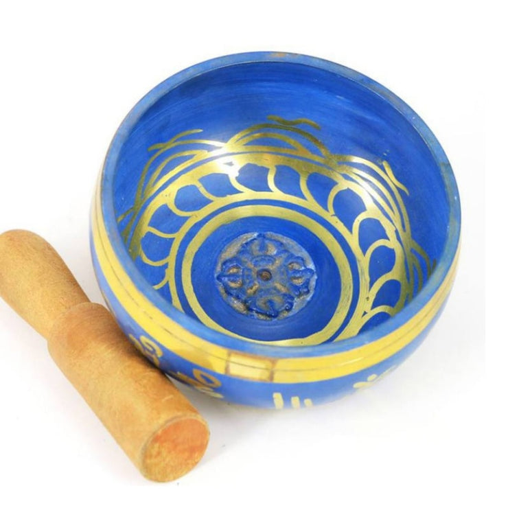 Handmade Tibetan Singing Bowl For Meditation & Sound Therapy