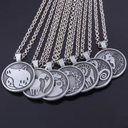 The Seven Deadly Sins Anime Necklaces