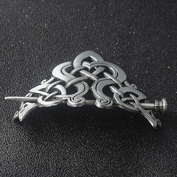 Dragon Knot Hair Clip