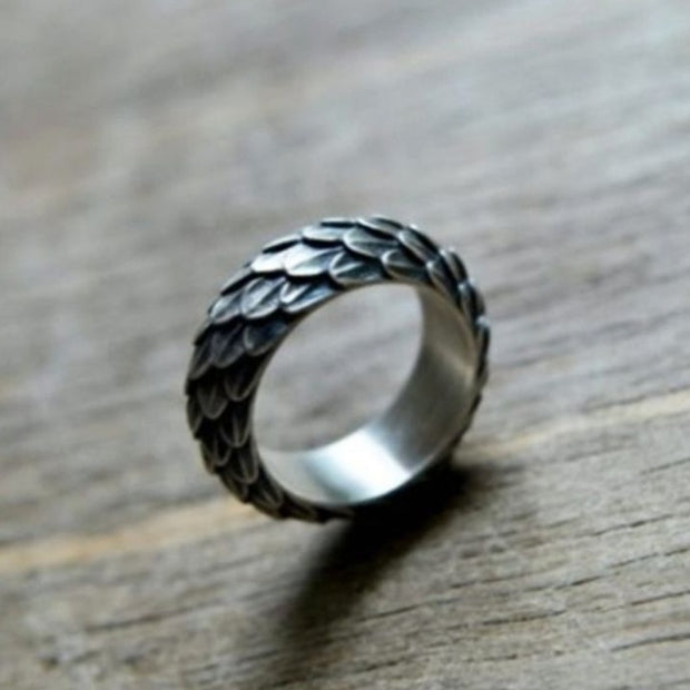 Dragon Scales Ring