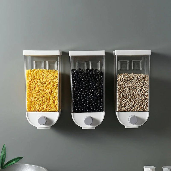 Kelbi - Wall Mounted Cereal Dispenser