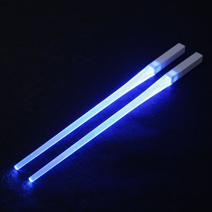 LED Lightsaber Chopsticks (Reusable)
