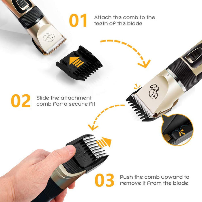 ClipPal - Pet Grooming Kit