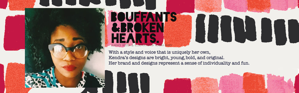 Bouffants and Broken Hearts Kendra Dandy