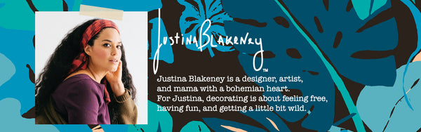 Justina Blakeney Bedding