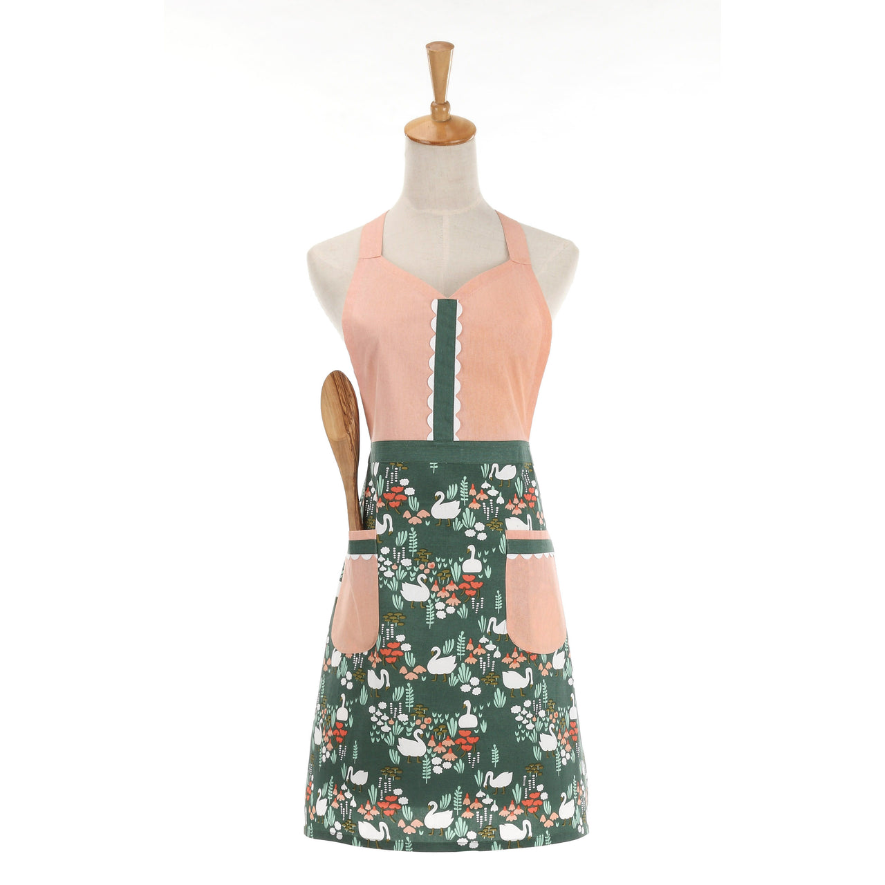 Wild and Free Apron
