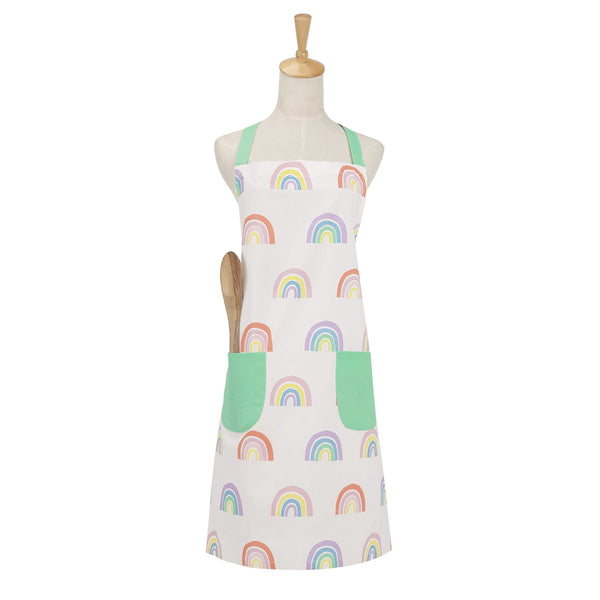 Small Rainbows Apron