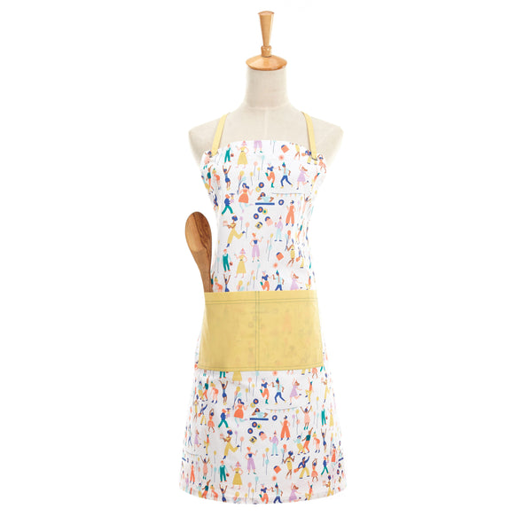 Let's Party Apron