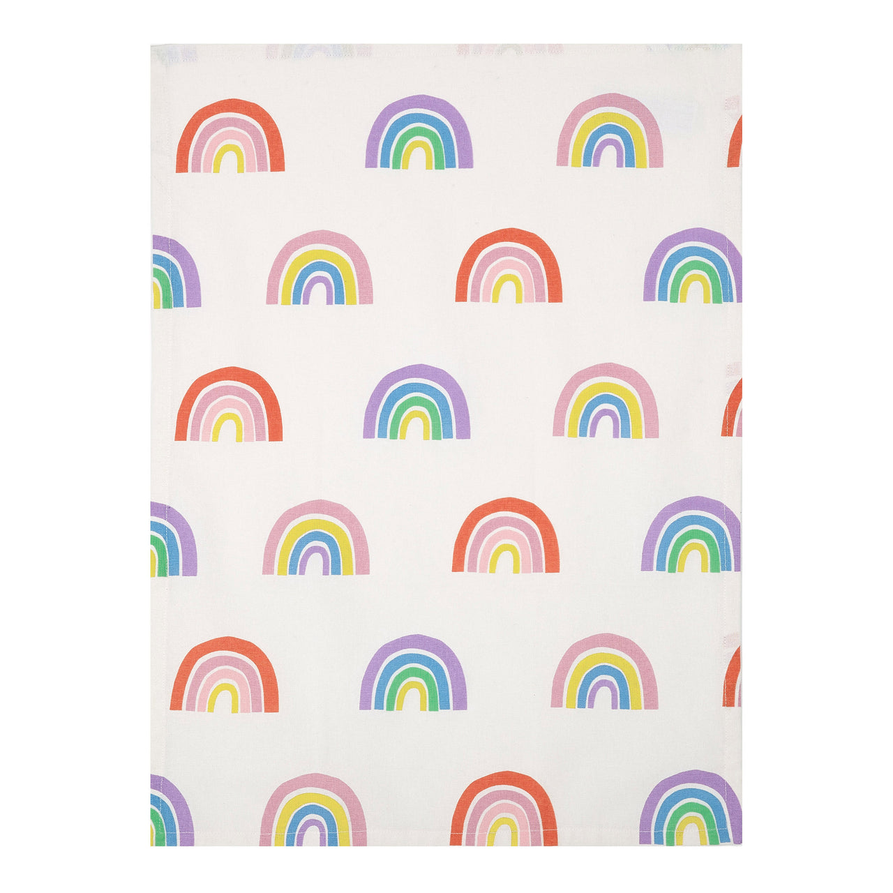 Small Rainbows Kitchen Towel
