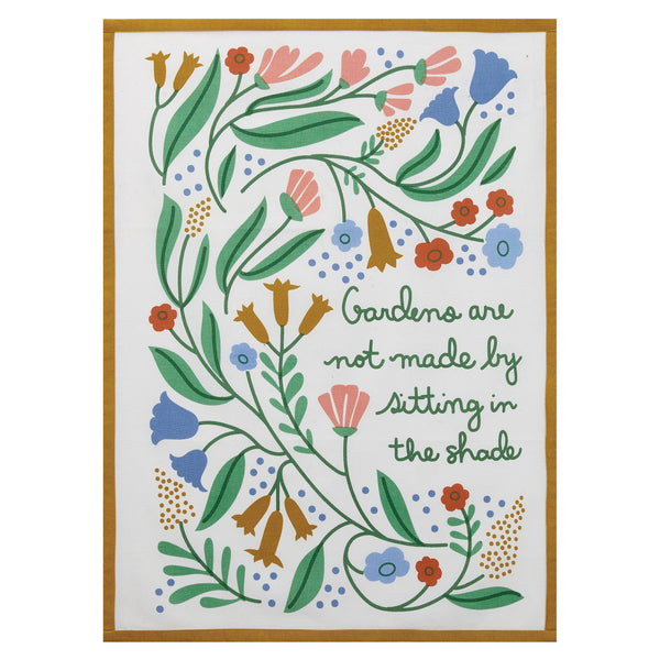 Green Gardens Kitchen Towel