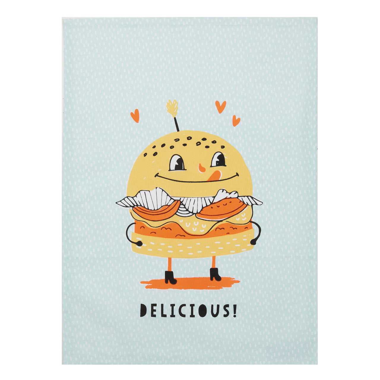 Delicious Kitchen Towel (Set of 2)
