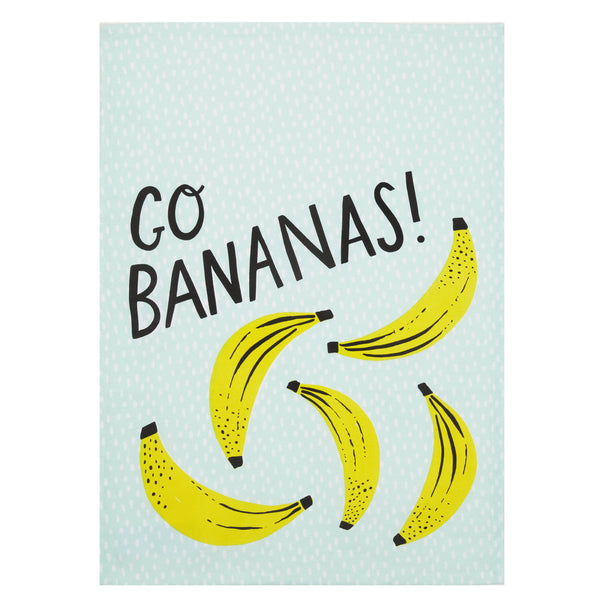 Go Bananas Kitchen Towel (Set of 2)