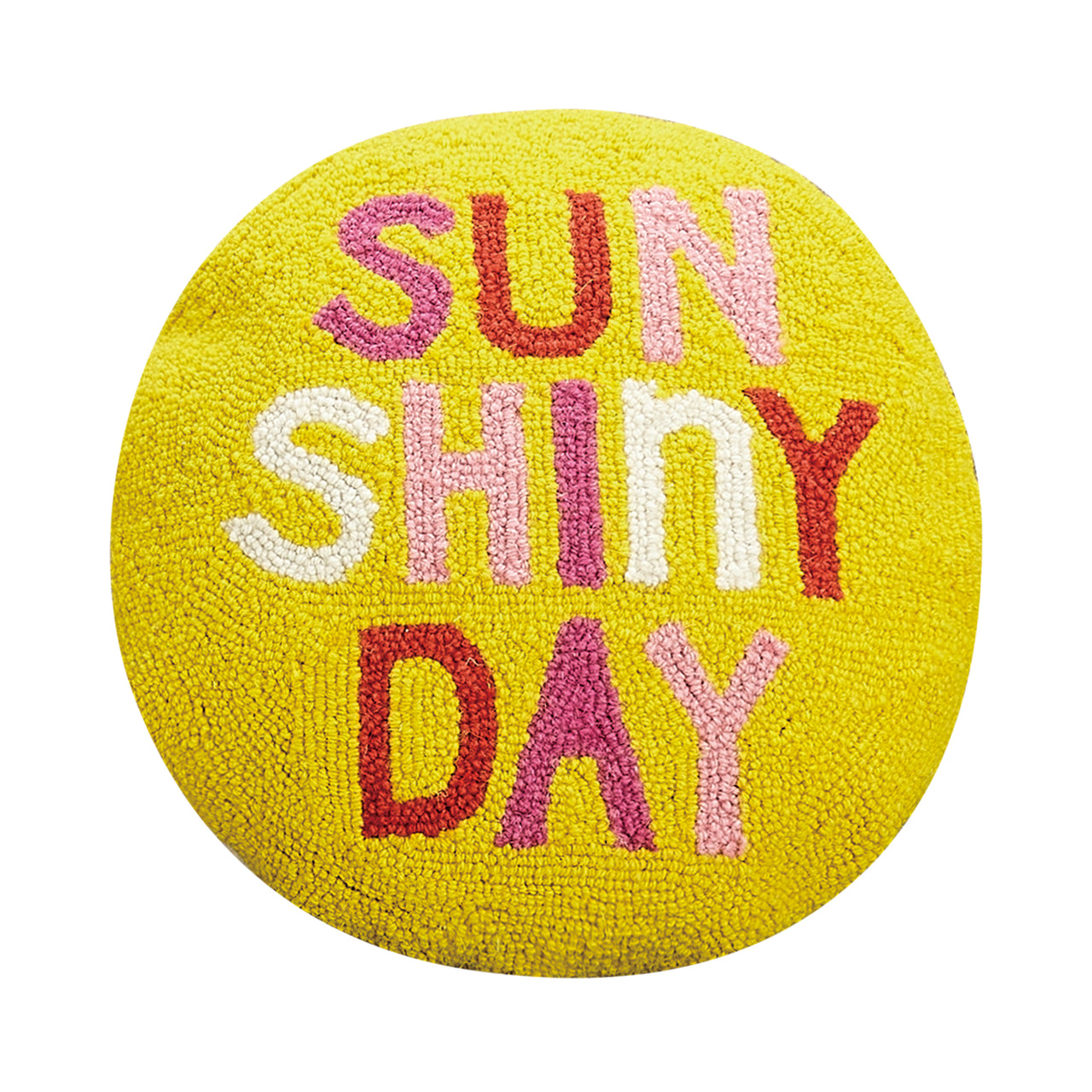 "Sun Shiny Day Hook Pillow, 16""x16"""