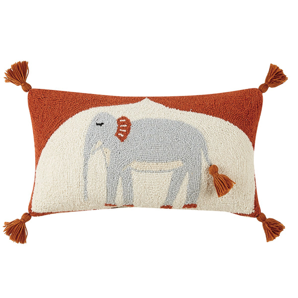 "Alfi Hook Pillow, 12""x22"""