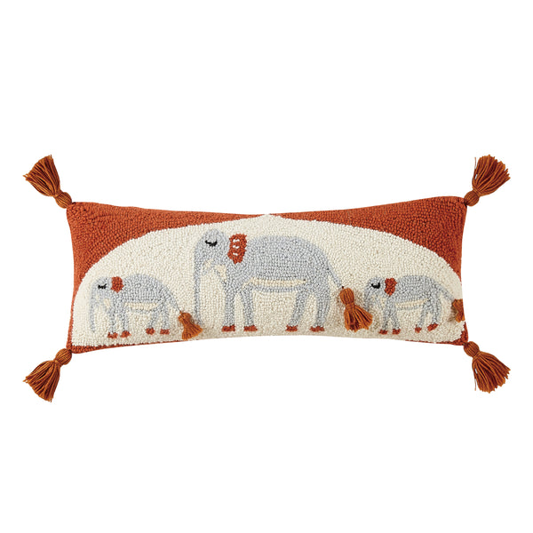 "Alfi Trio Hook Pillow, 8""x22"""