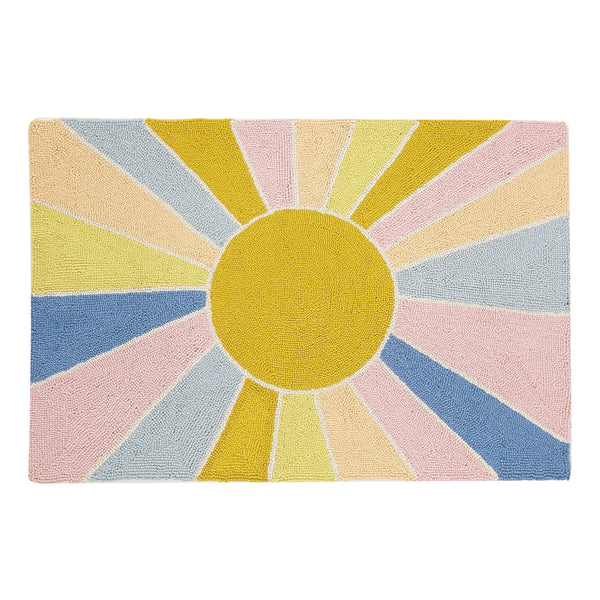 Sunshine Hook Rug