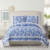 Blue Bird Duvet Set
