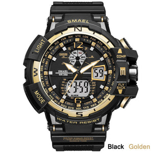 SMAEL 202 Action Adventure Sport Watch Men
