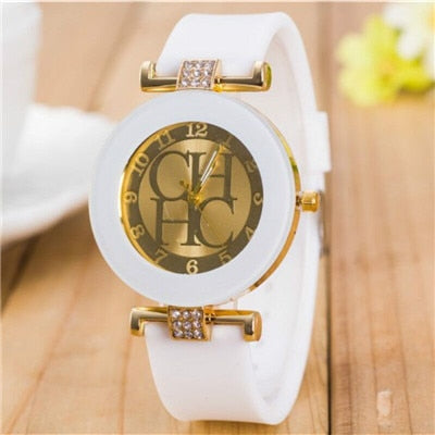 Geneva 2020 Women's Luxury Elegant Dress Watch