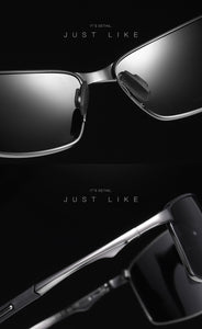 Speedster - Men's Polarized Sporty Sunglasses