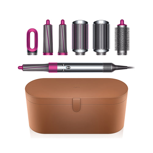 Dyson Airwrap™ Hair Styler Complete (Nickel/Fuchsia), WPI (Exclusive distributor of Dyson in the Philippines).