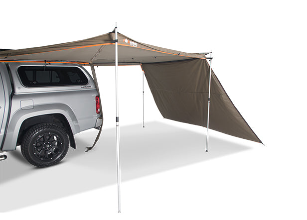 Foxwing 180°/ 270° Tapered Extension — Oztent Australia Pty Limited
