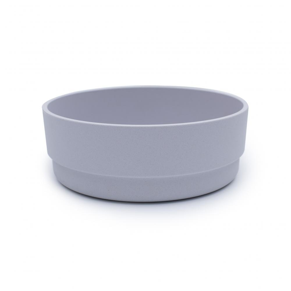 bobo&boo Plant-Based Bowl – Individual - Grey-Lunchbox Mini