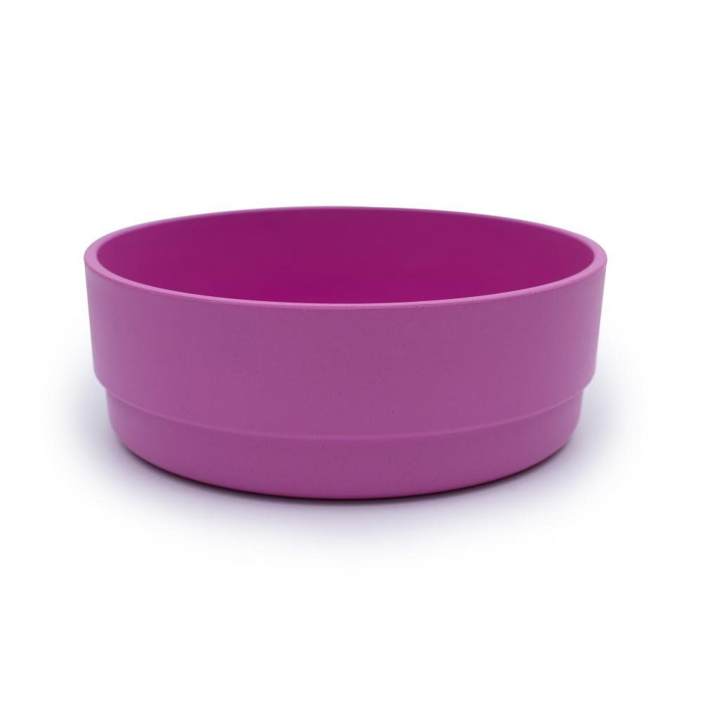 bobo&boo Plant-Based Bowl – Individual - Pink-Lunchbox Mini
