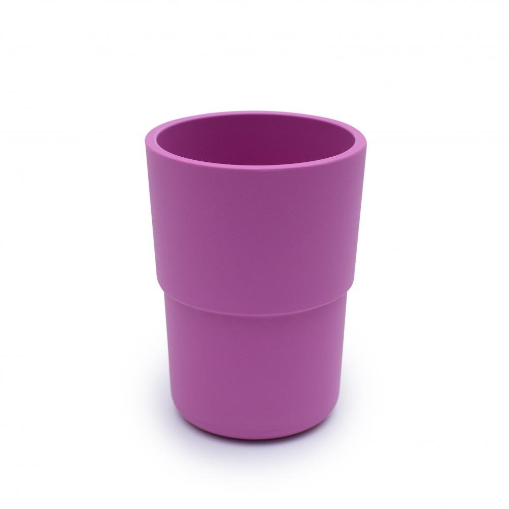 bobo&boo Plant-Based Cup – Individual - Pink