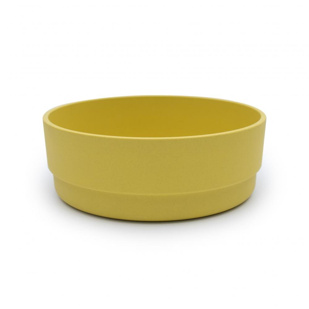 bobo&boo Plant-Based Bowl – Individual - Yellow-Lunchbox Mini