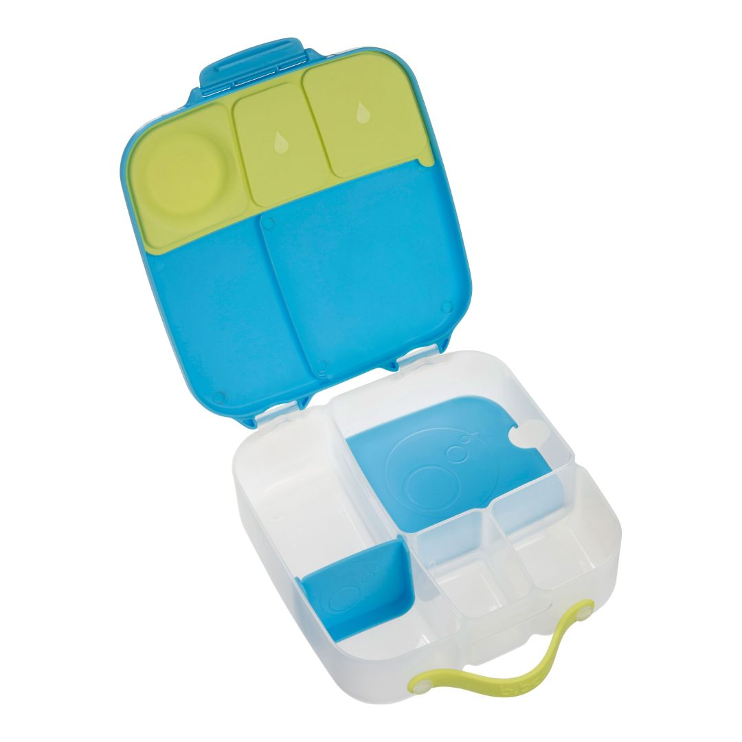 b.box Bento Lunchbox – Ocean Breeze - Pre-Order NOW!-Lunchbox-Lunchbox Mini