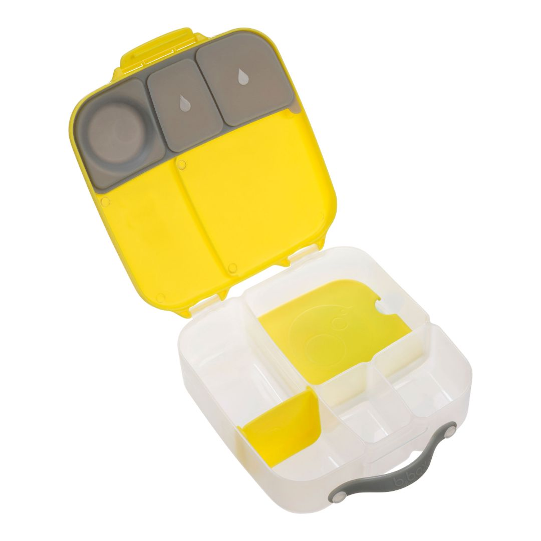 b.box Bento Lunchbox – Lemon Sherbet - NOW IN-STOCK!-Lunchbox-Lunchbox Mini