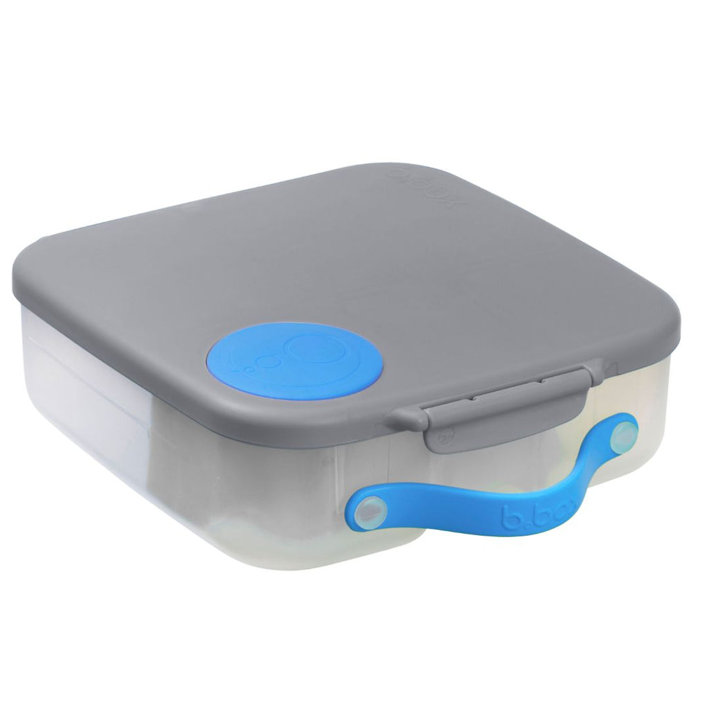 b.box Bento Lunchbox  – Blue Slate