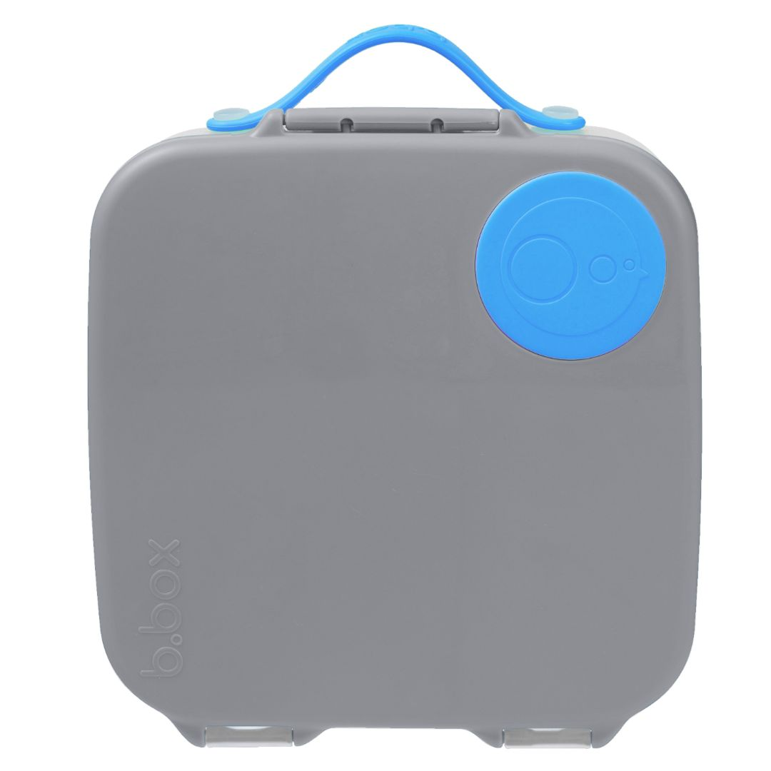 b.box Bento Lunchbox – Blue Slate - NOW IN STOCK!-Lunchbox-Lunchbox Mini