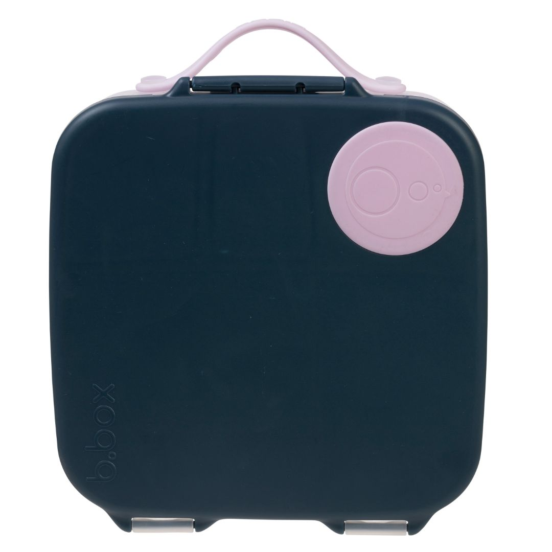 b.box Bento Lunchbox – Indigo Rose - NOW IN-STOCK!-Lunchbox-Lunchbox Mini