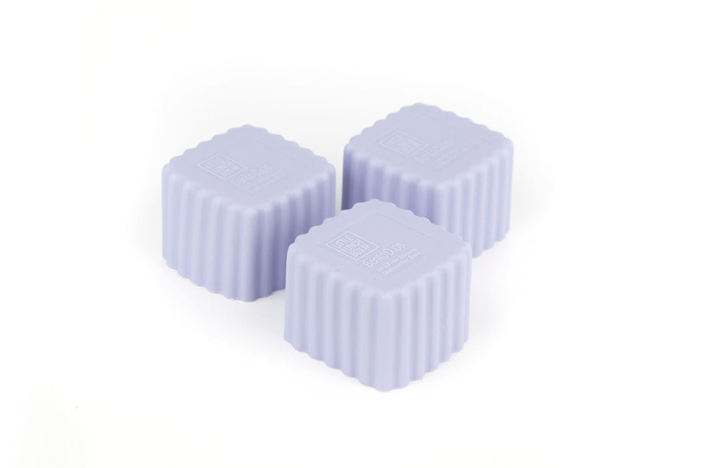 Bento Cups Square - Purple