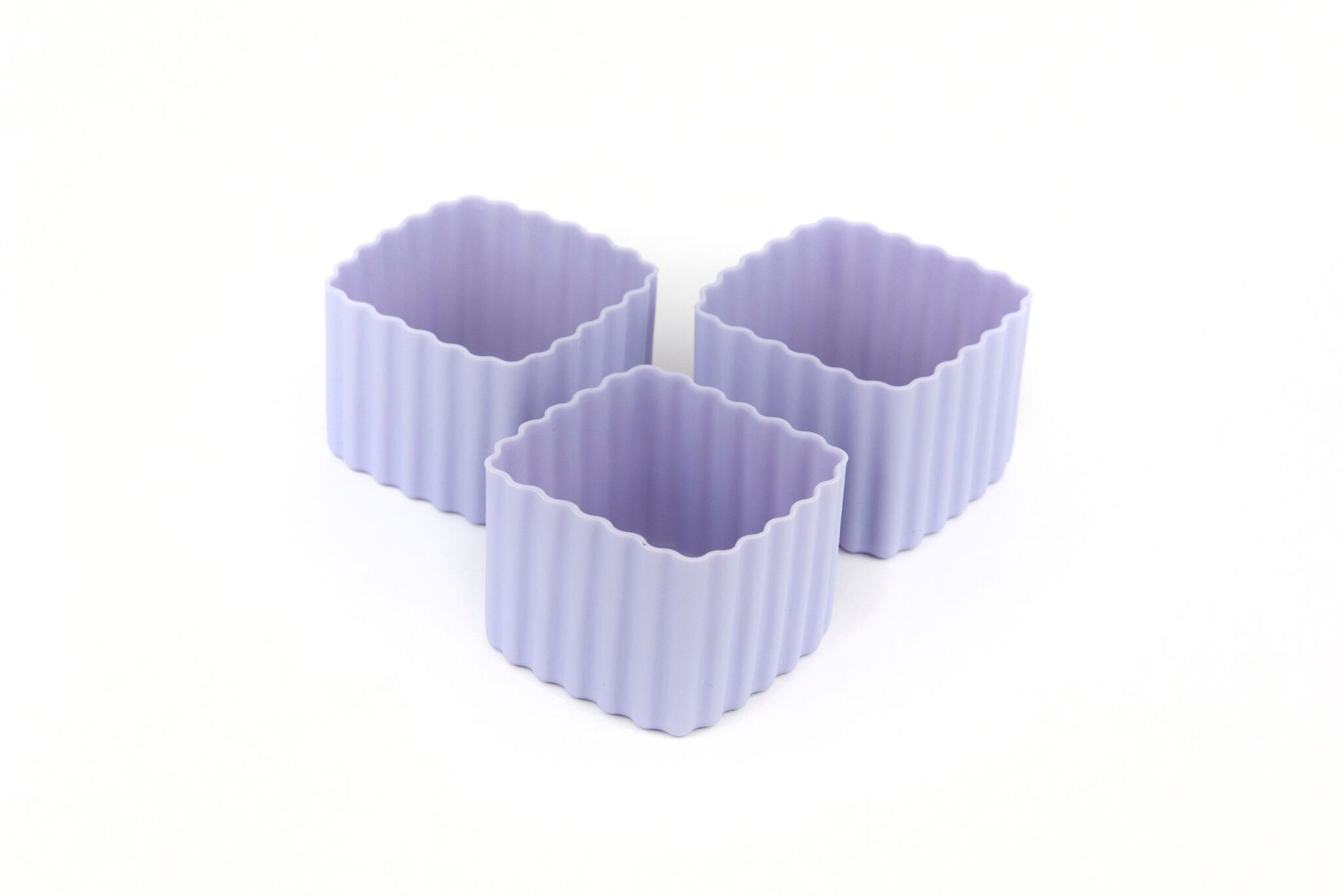 Bento Cups Square - Purple - Pre-Orders OPEN!-Silicone Cups-Lunchbox Mini