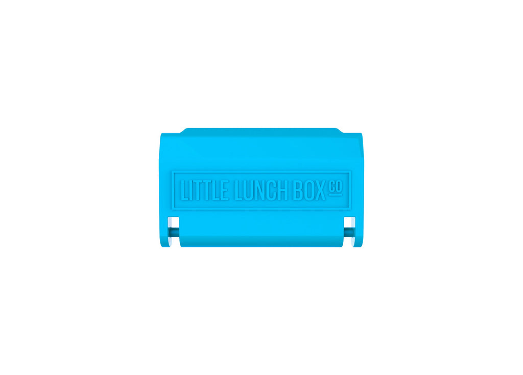 Little Lunchbox Co Bento Latch - Blue Game On