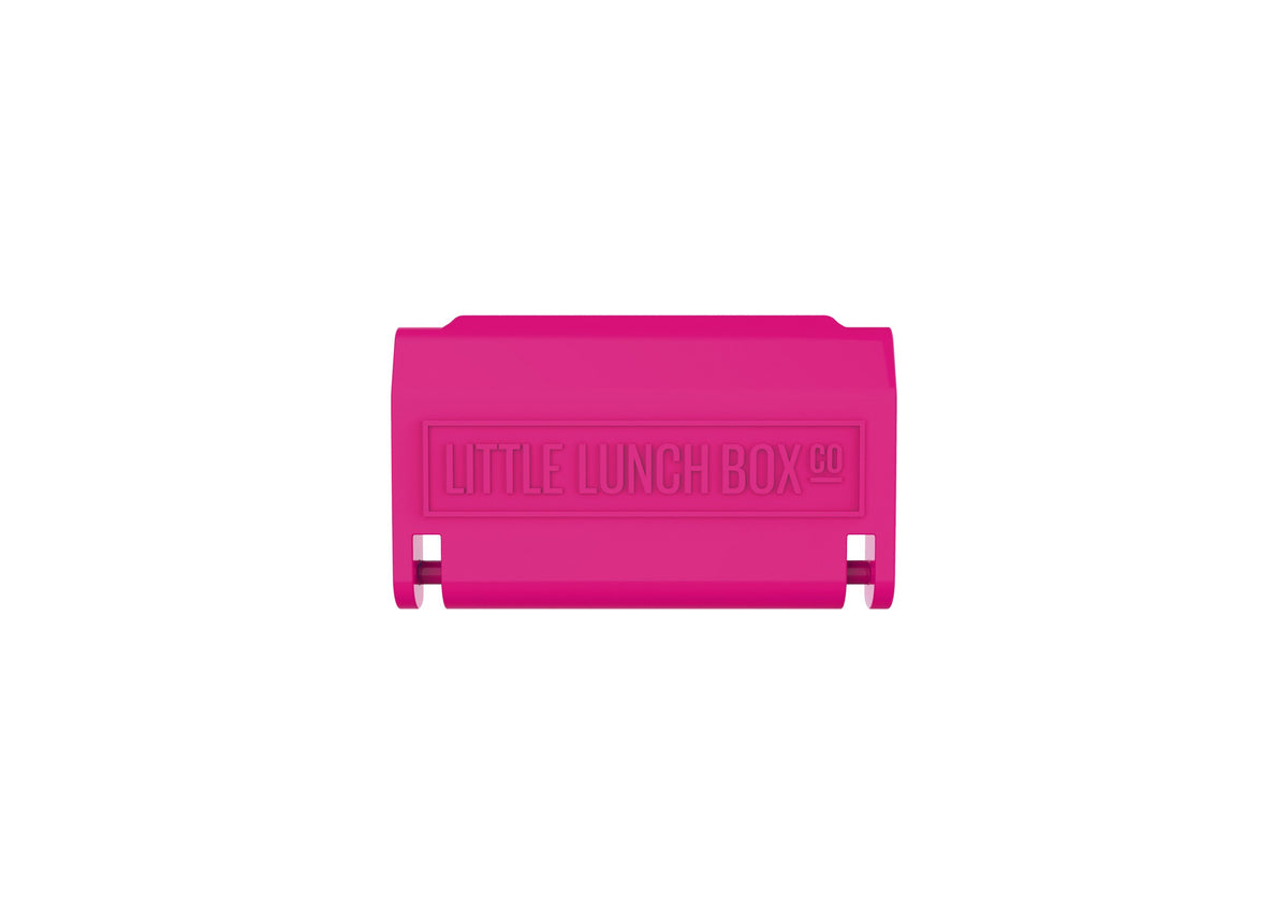 Little Lunchbox Co Bento Latch - Dark Pink-Accessories-Lunchbox Mini
