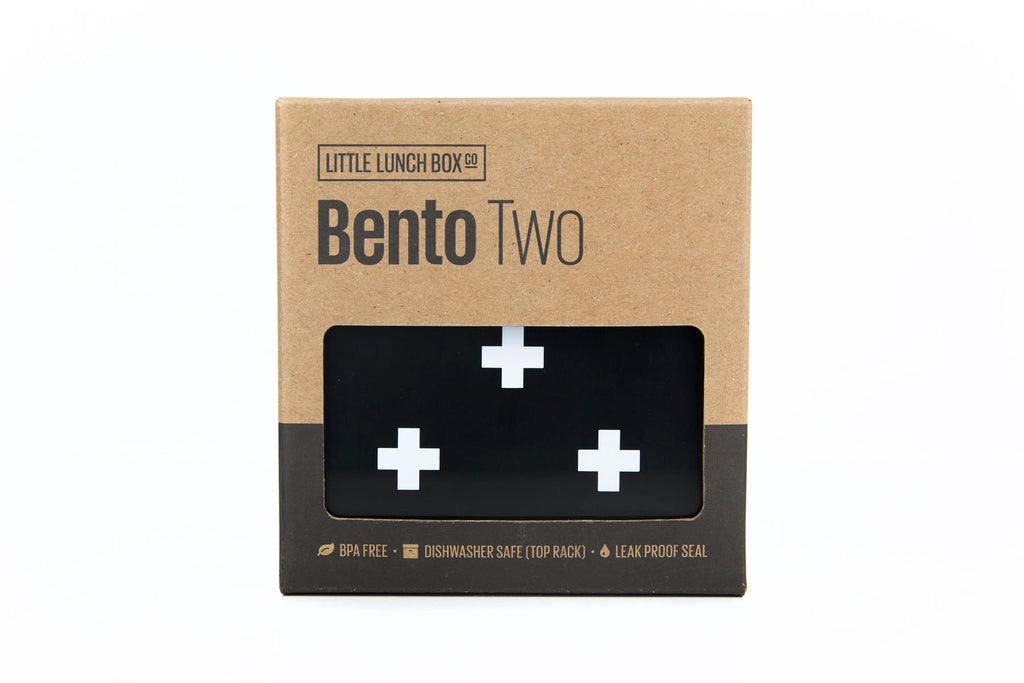 Bento Two - White Cross