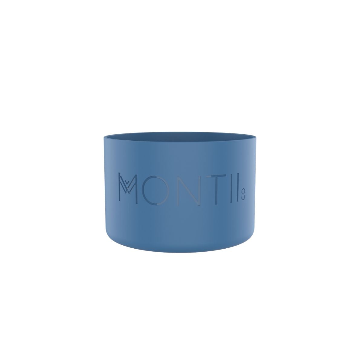 MontiiCo Bumper - Bluestone-Drink Bottle-Lunchbox Mini