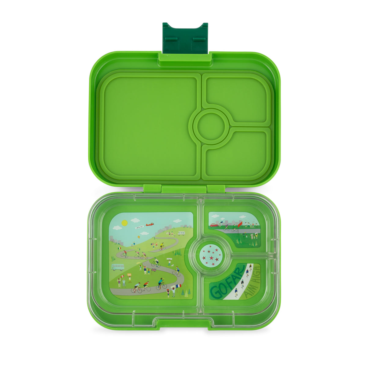 Yumbox Panino - Go Green - NEW