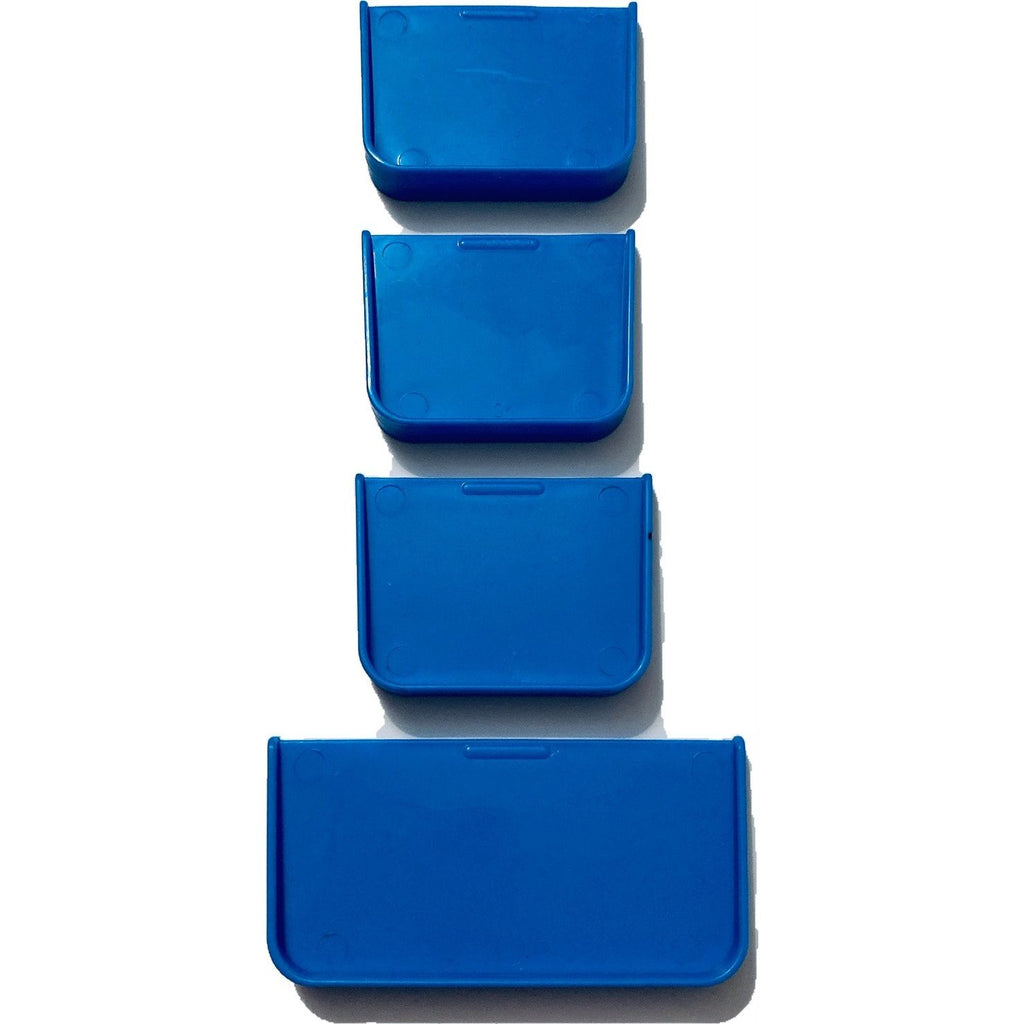 Go Green Divider Section 5 - Blue