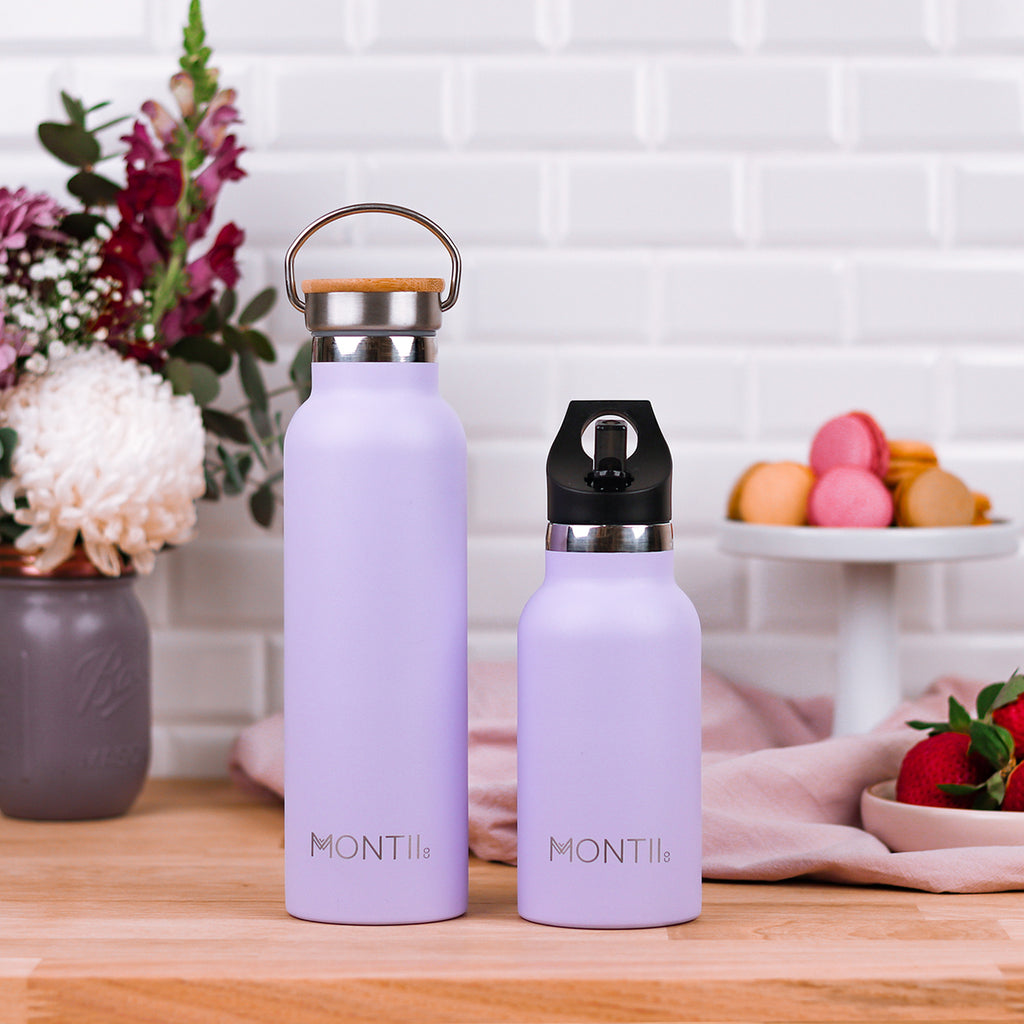 MontiiCo Original Drink Bottle - Lavender