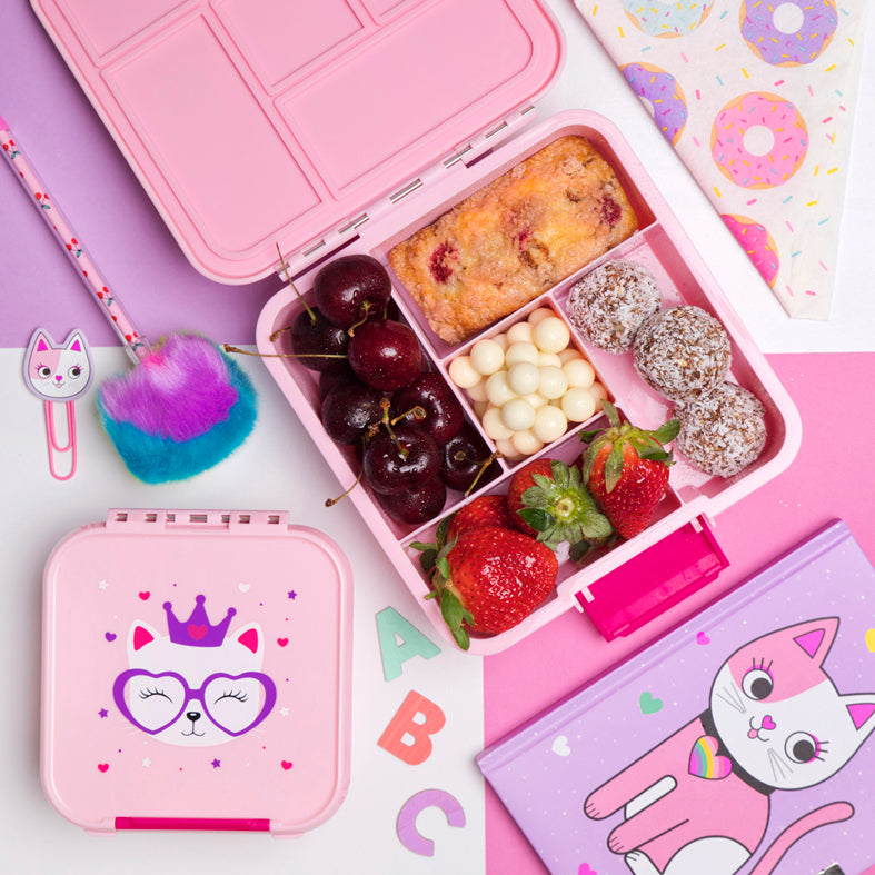 Bento Two - Kitty-Lunchbox-Lunchbox Mini