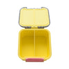 Bento Two - Yellow Glitter-Lunchbox-Lunchbox Mini