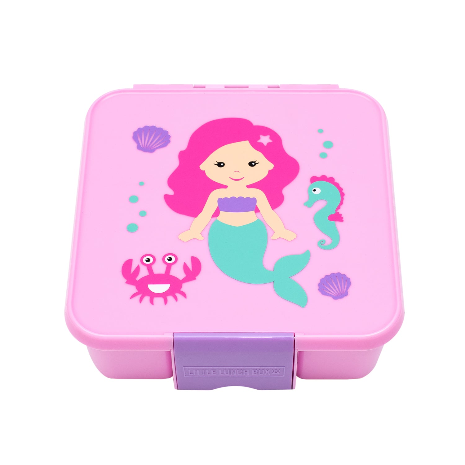 Bento Three - Mermaid-Lunchbox-Lunchbox Mini