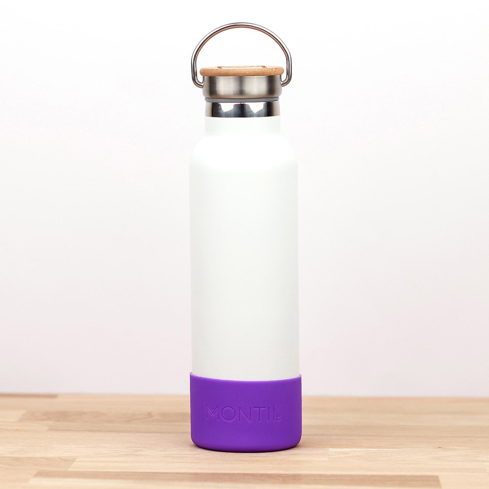 MontiiCo Bumper - Purple-Drink Bottle-Lunchbox Mini