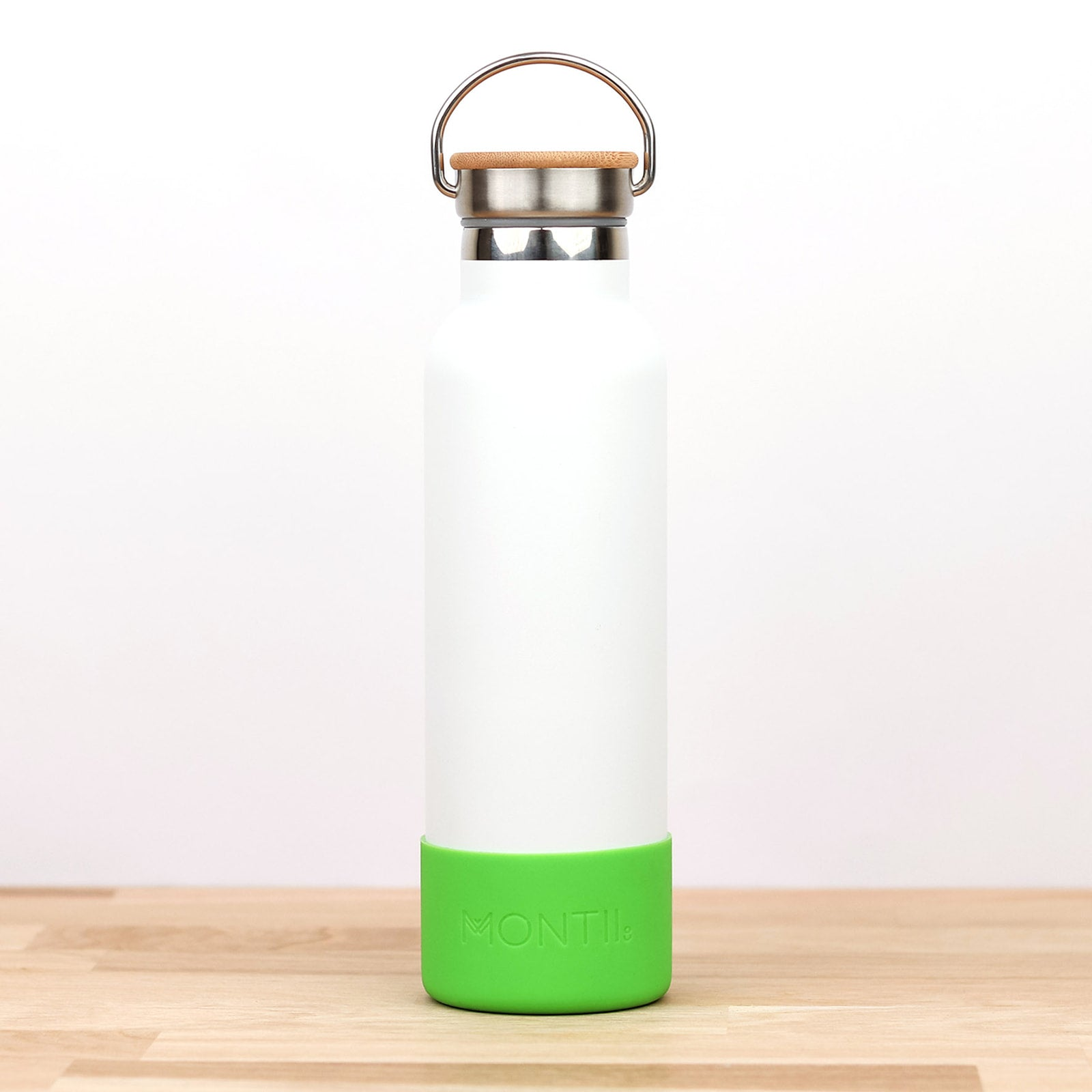 MontiiCo Bumper - Green-Drink Bottle-Lunchbox Mini