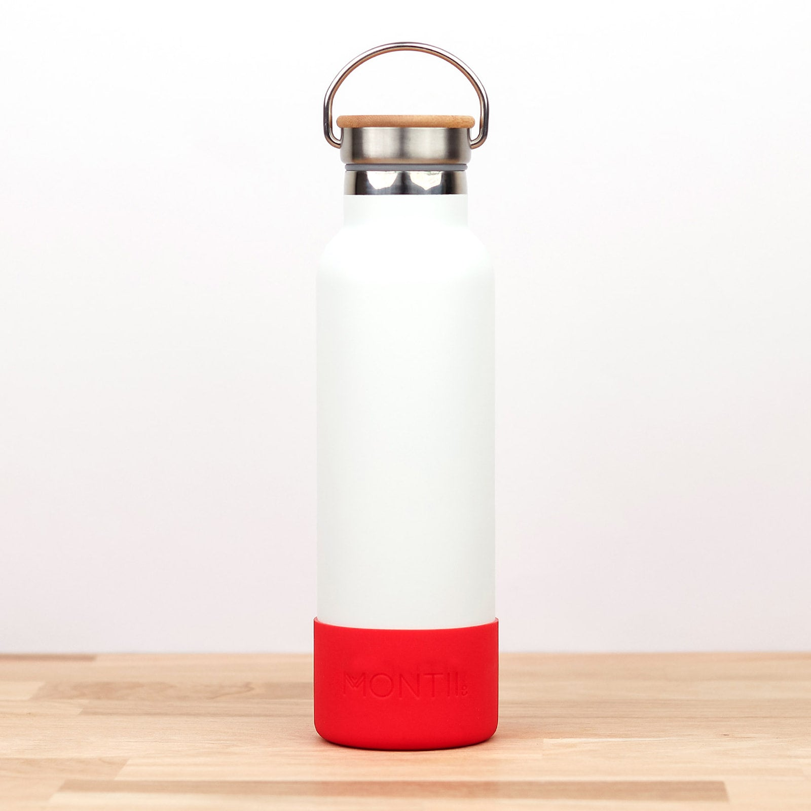 MontiiCo Bumper - Red-Drink Bottle-Lunchbox Mini